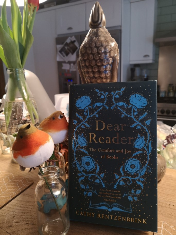 What I am reading Dear Reader